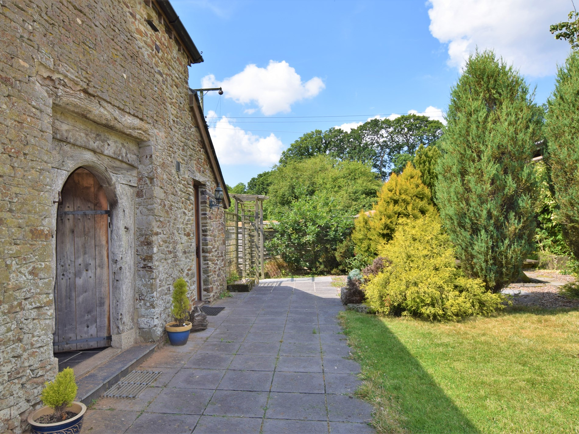 Welcome to this wonderful rustic barn conversion