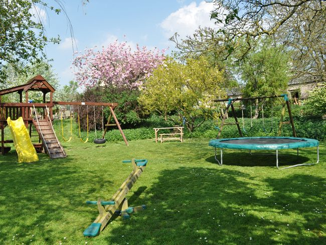 Shared play area