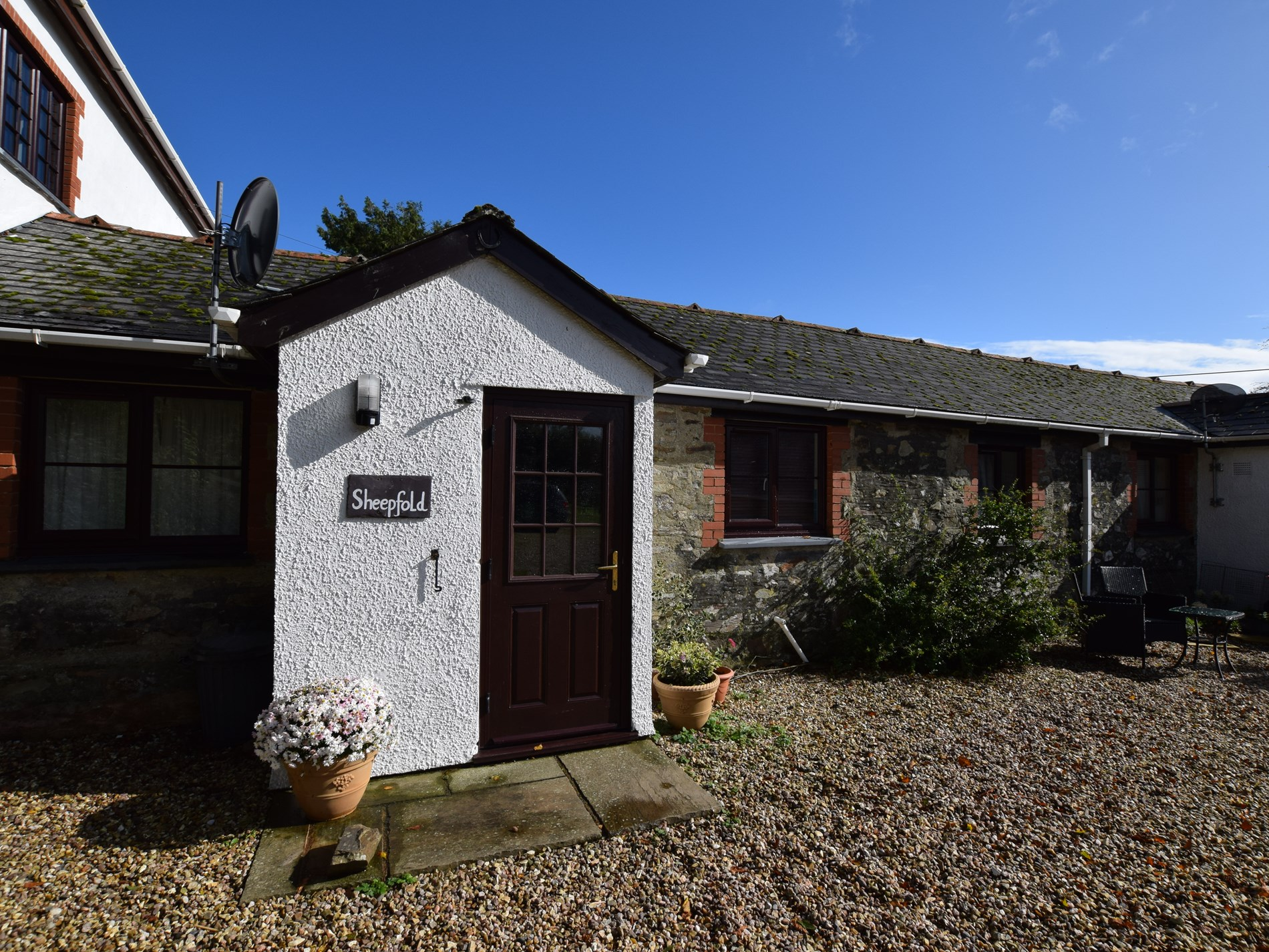 A rural retreat in the heart of Exmoor National Park