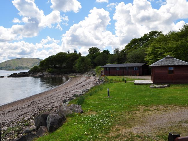 3 Bedroom Log Cabin in Argyll and Bute, Argyll & The Isles