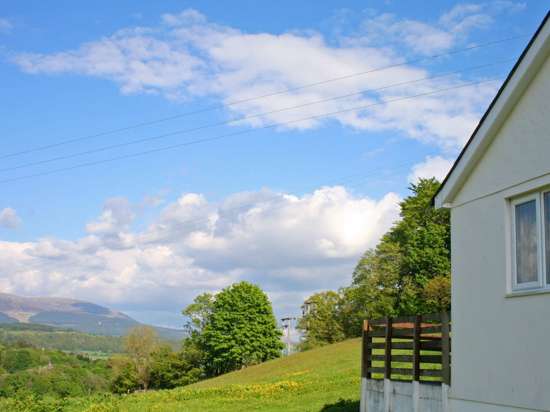 Ferienhaus in Newton-Stewart