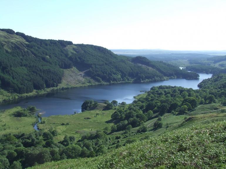 Beautiful Loch Trool