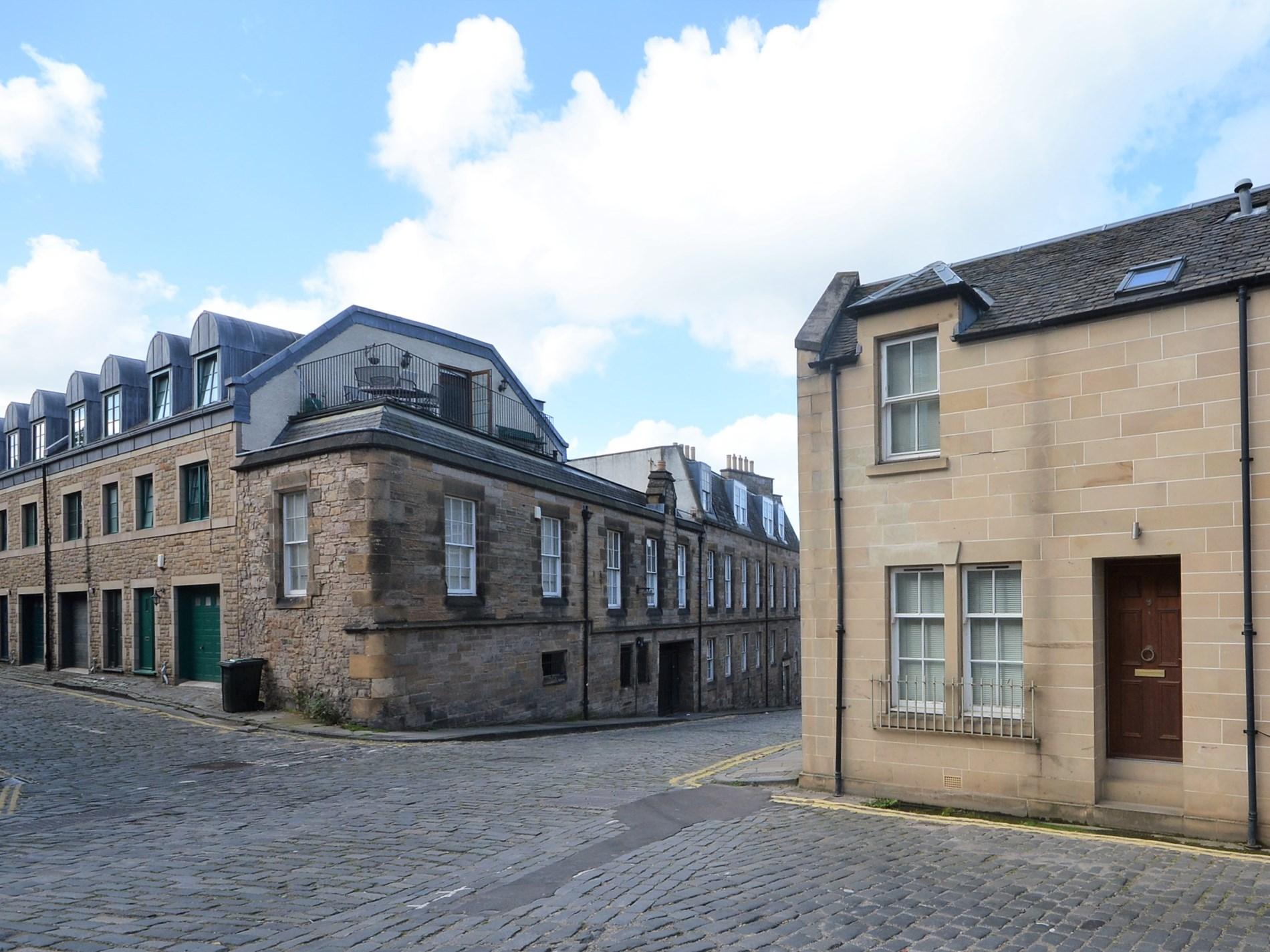 Ferienhaus in Edinburgh