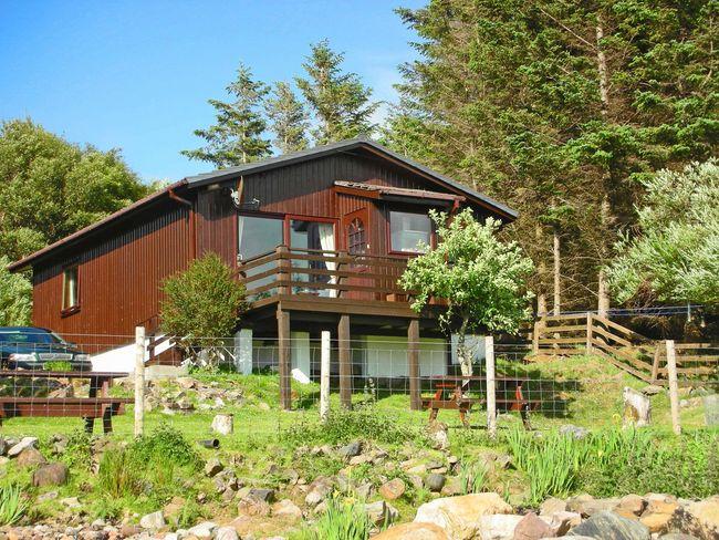 Ferienhaus in Lochinver