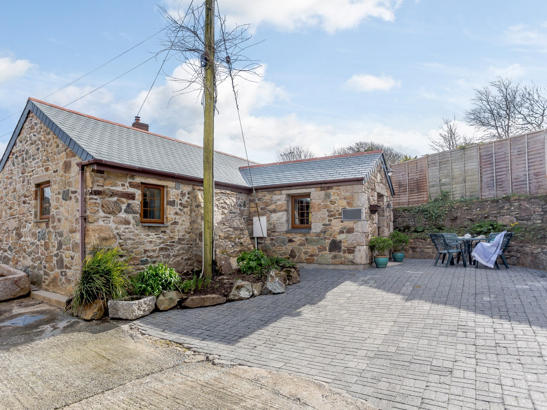 Wonderfully converted barn cottage