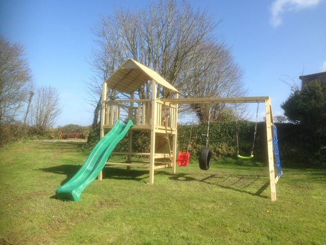 Shared children's play area
