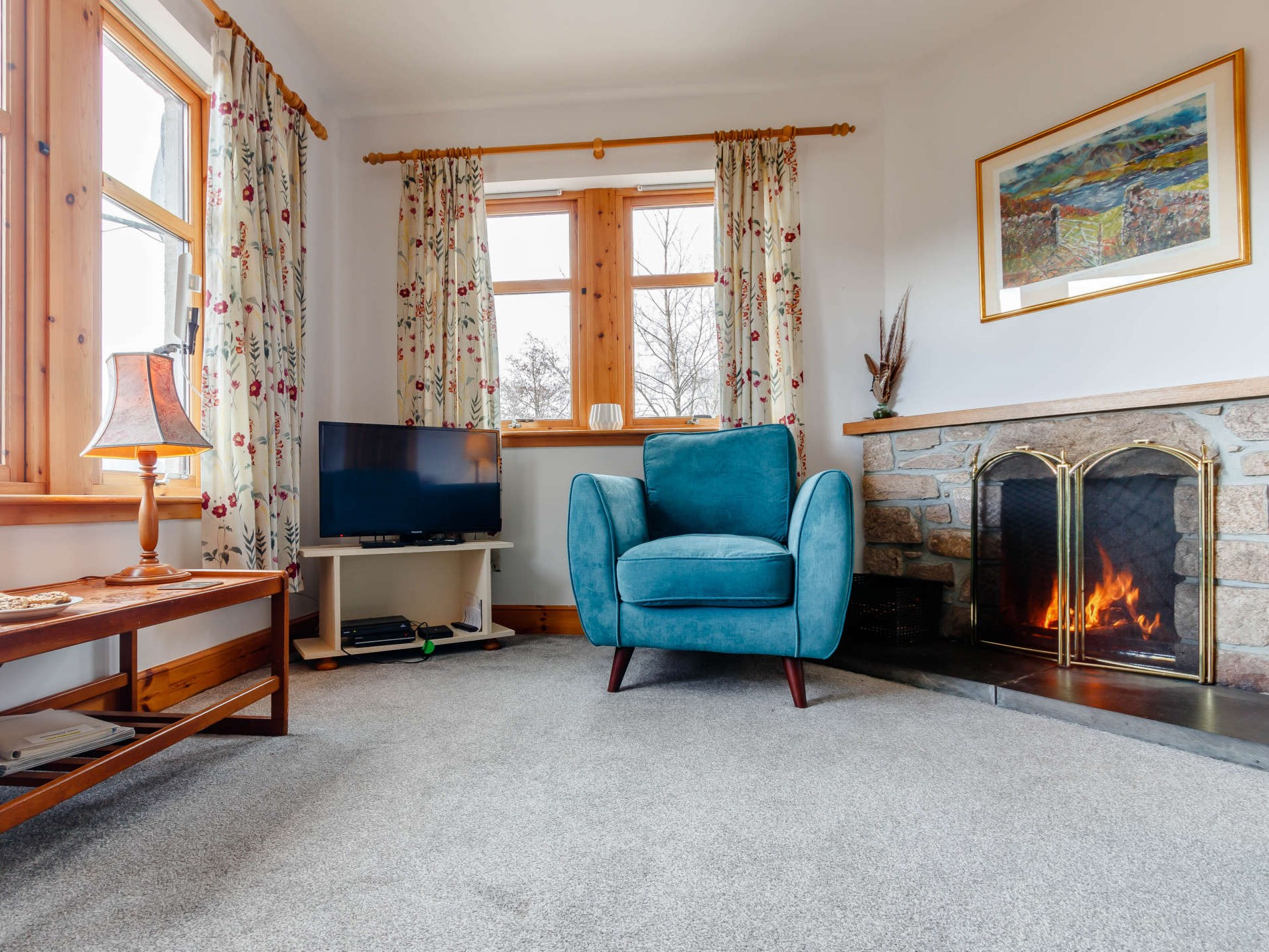 3 Bedroom Bungalow in The Highlands, Moray, Aberdeenshire & The Coastal Trail
