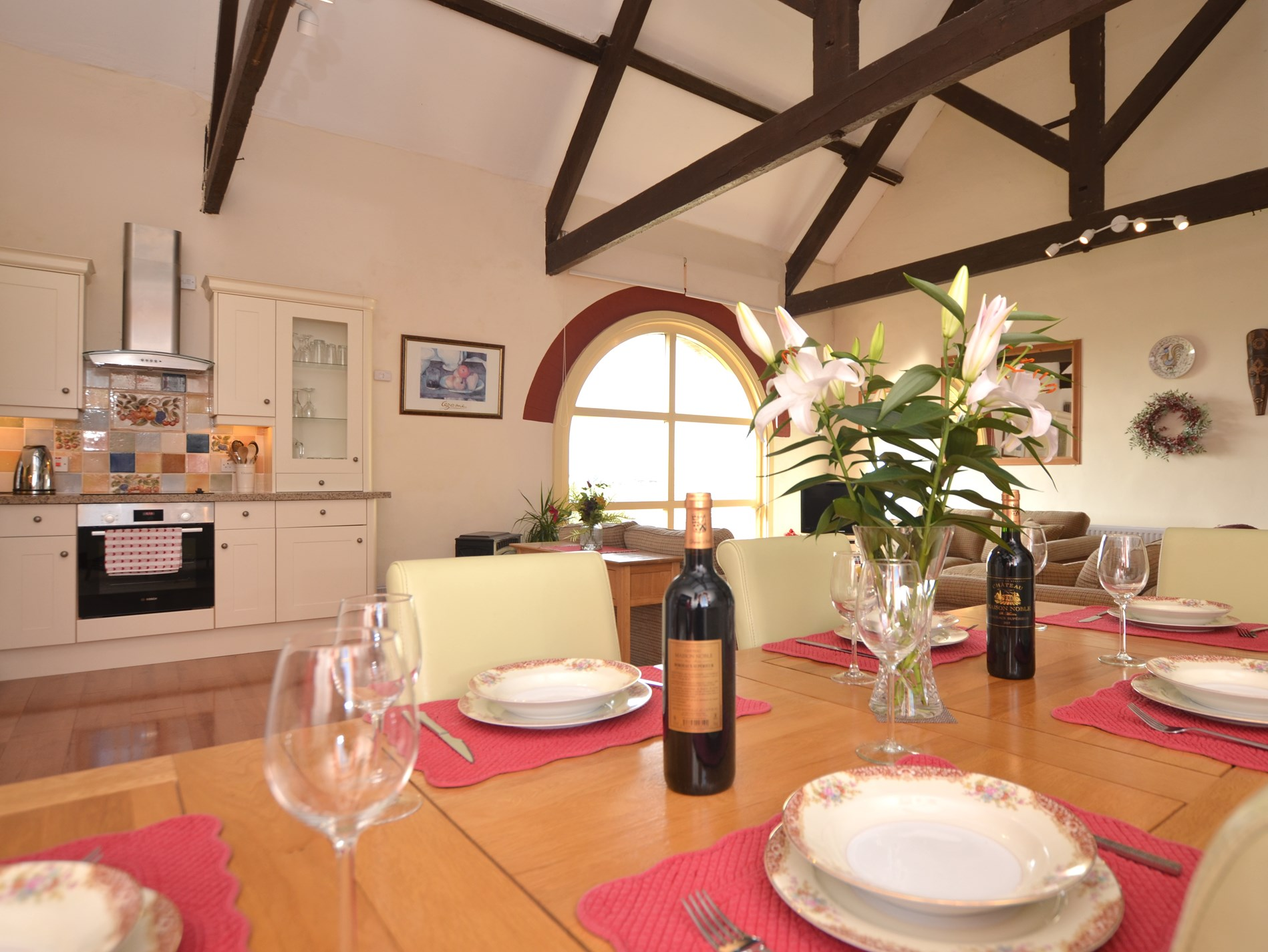 A perfect venue for informal dining