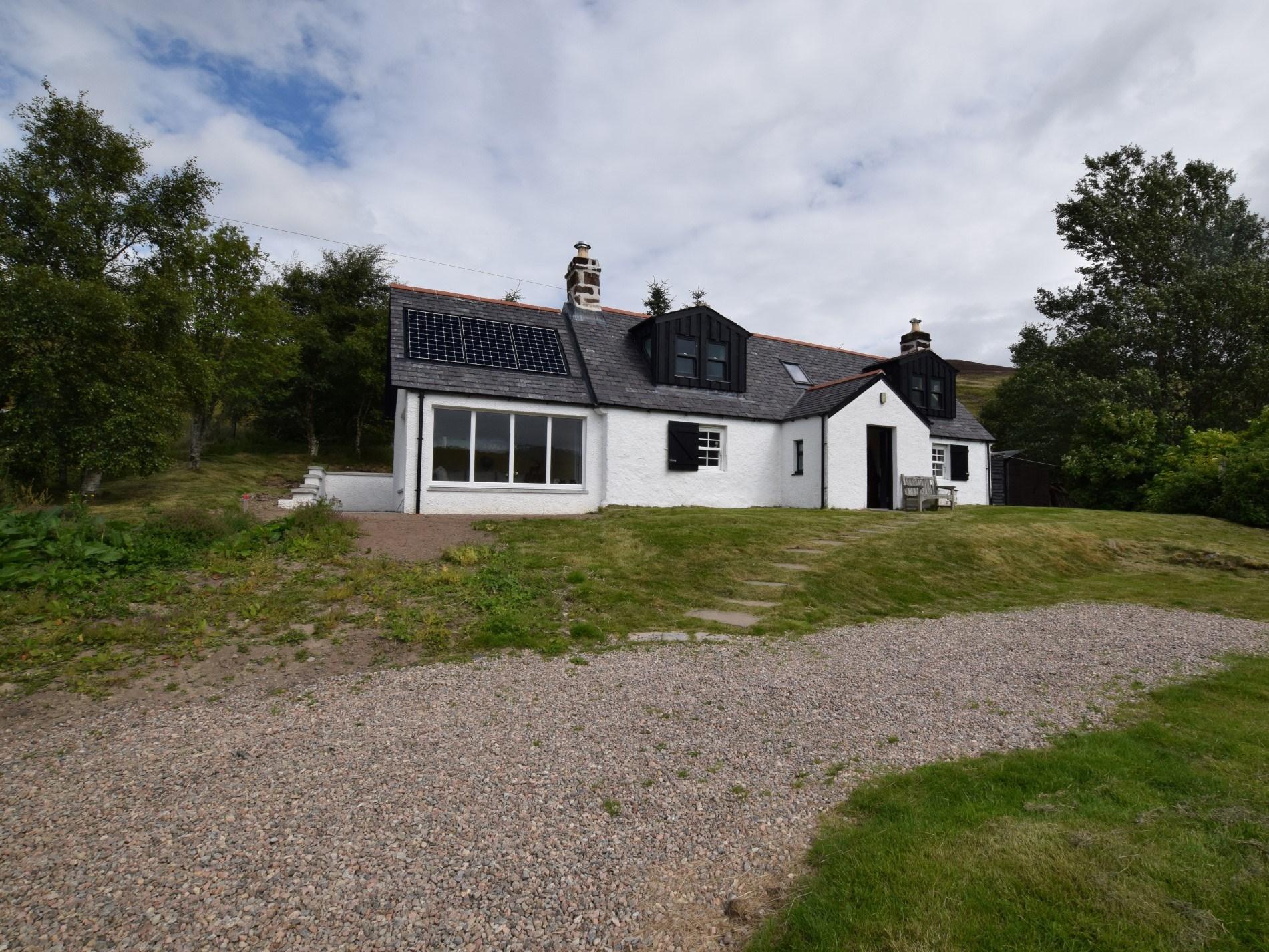 3 Bedroom Cottage in The Highlands, Northern Highlands