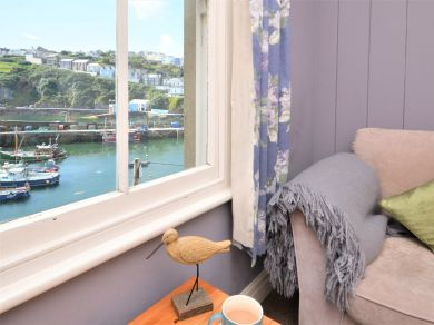 Mevagissey Quayside Cottage (MEVAC)