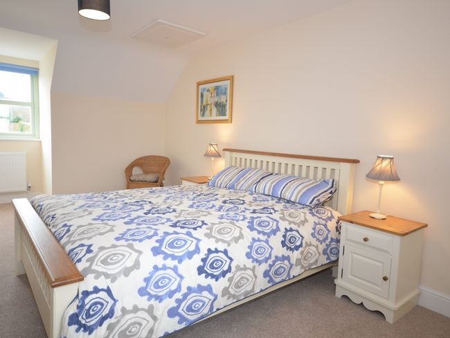 Master bedroom with en-suite, on the top floor