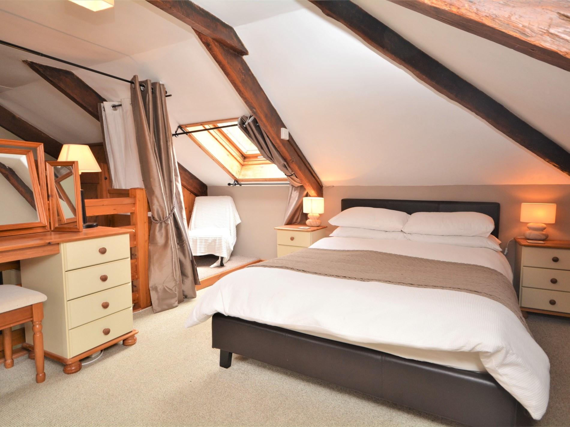 3 Bedroom Barn in North Cornwall, Cornwall