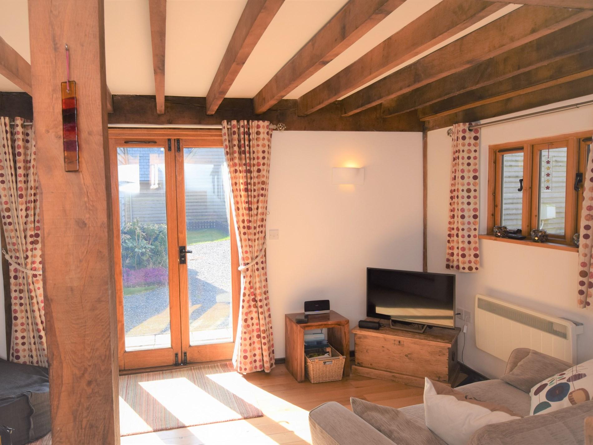 3 Bedroom Log Cabin in North Cornwall, Cornwall
