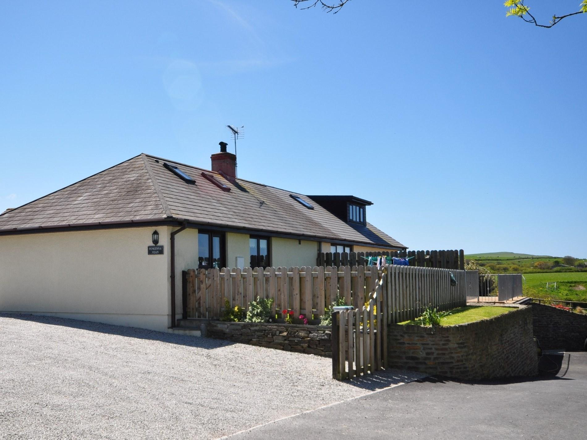 Ferienhaus in Crackington-Haven
