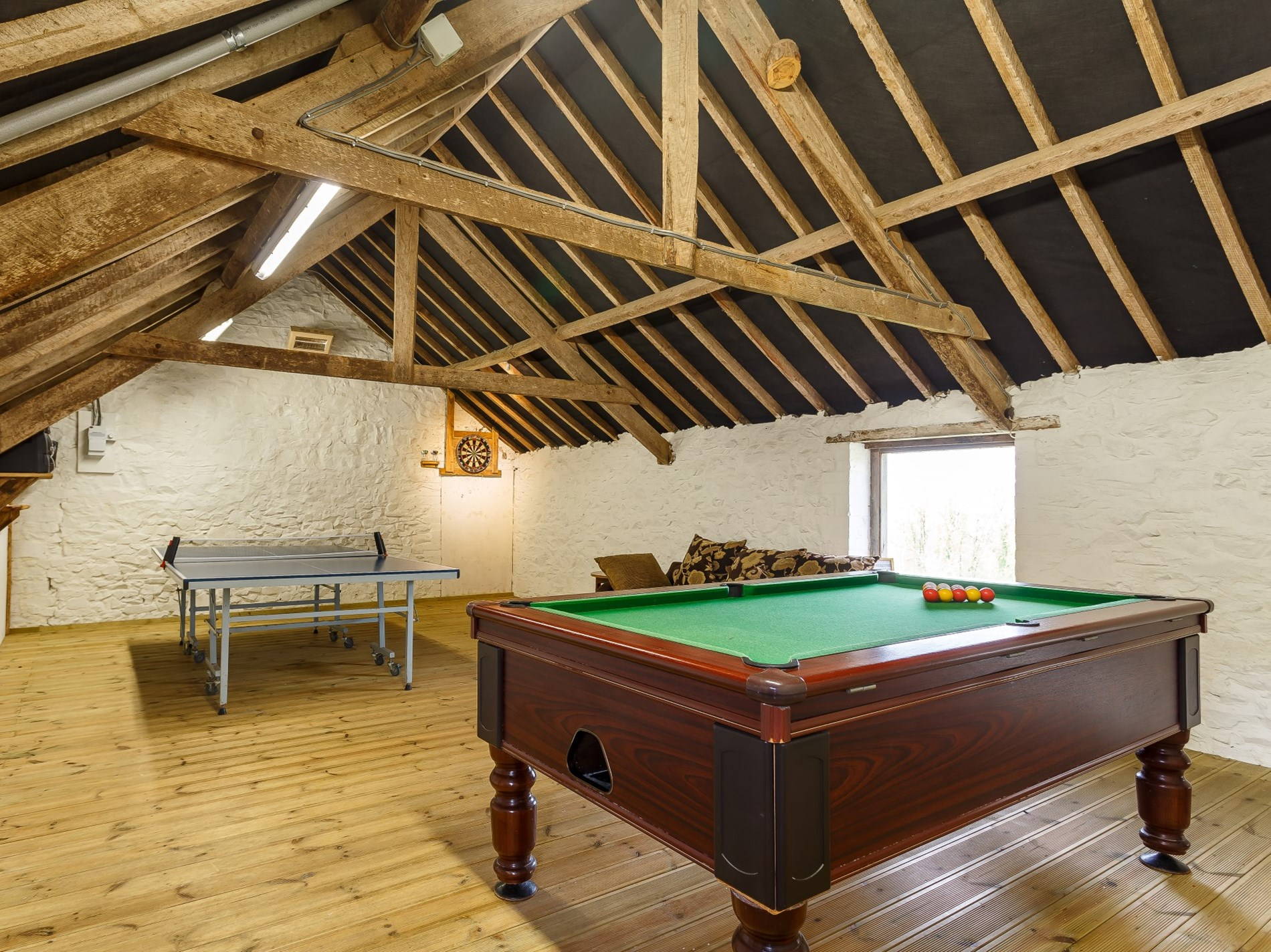 6 Bedroom Barn in North Devon, Devon