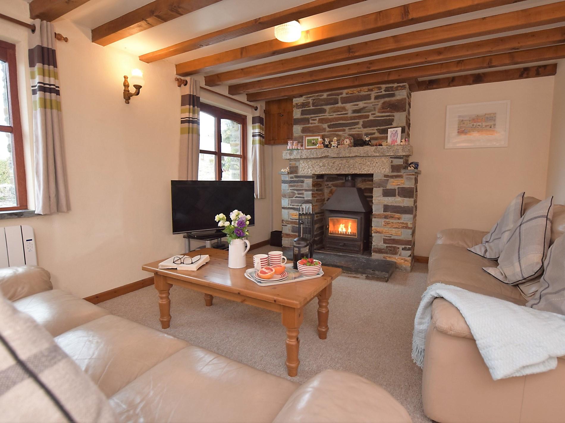 3 Bedroom Cottage in Launceston, Cornwall