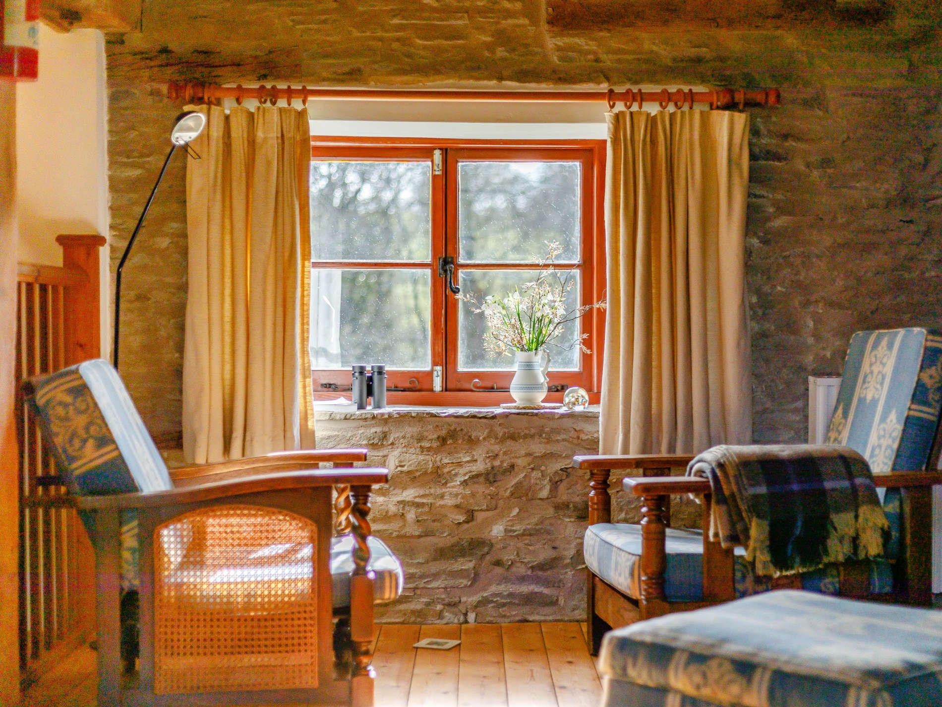 2 Bedroom Cottage in Herefordshire, Mid Wales