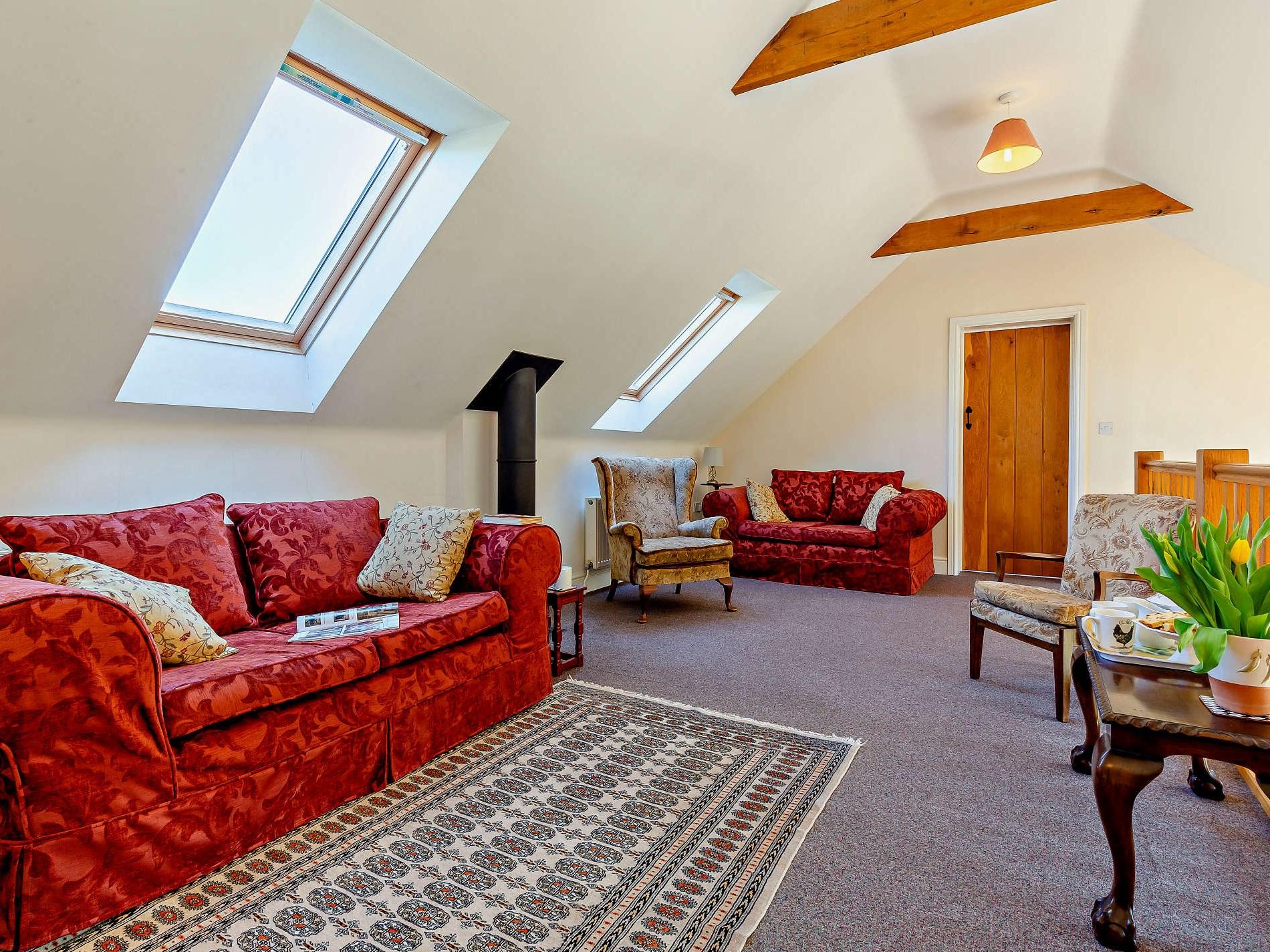 3 Bedroom Barn in Norfolk, East Anglia