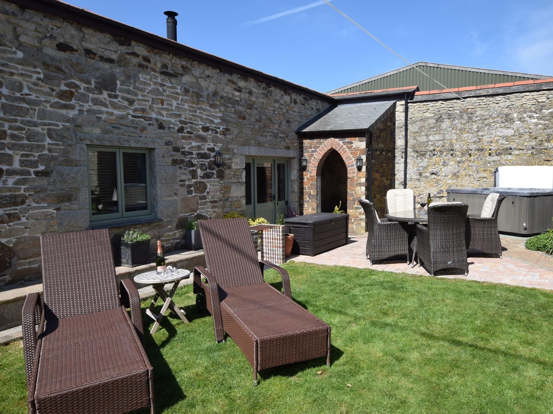 2 Bedroom Barn in North Cornwall, Cornwall