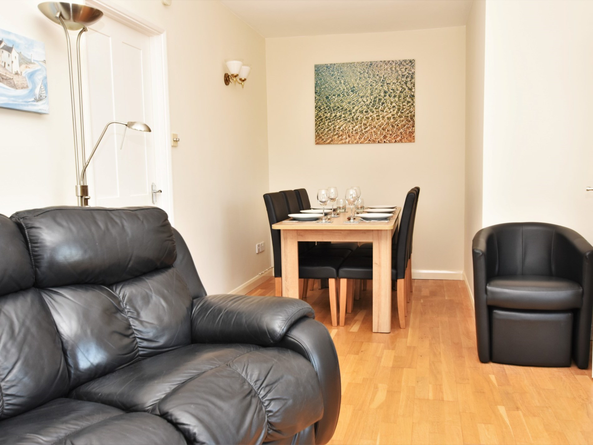 2 Bedroom Apartment in South Cornwall, Cornwall