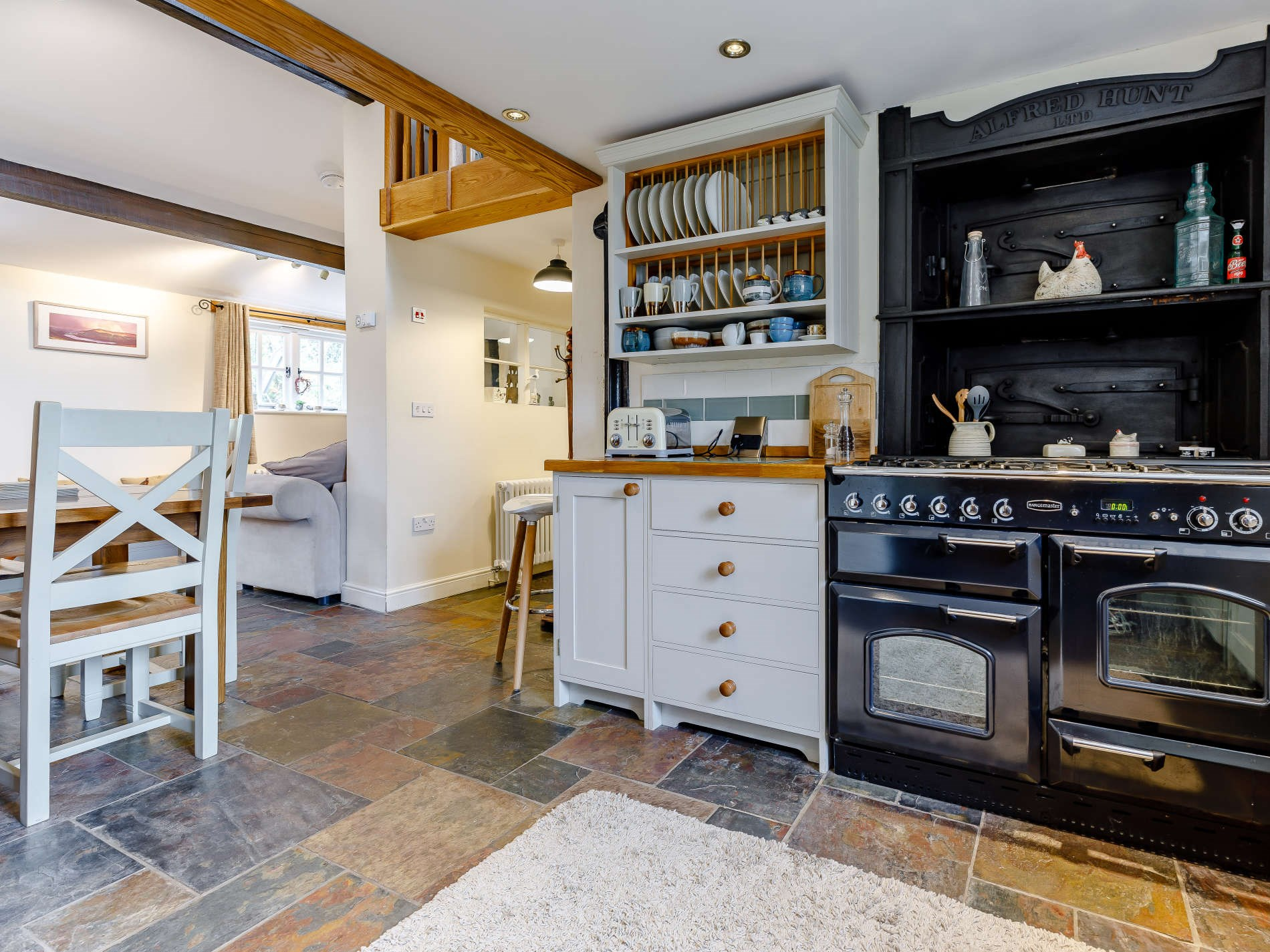 2 Bedroom Cottage in Herefordshire, Heart of England