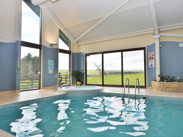 Leisure suite with spectacular views
