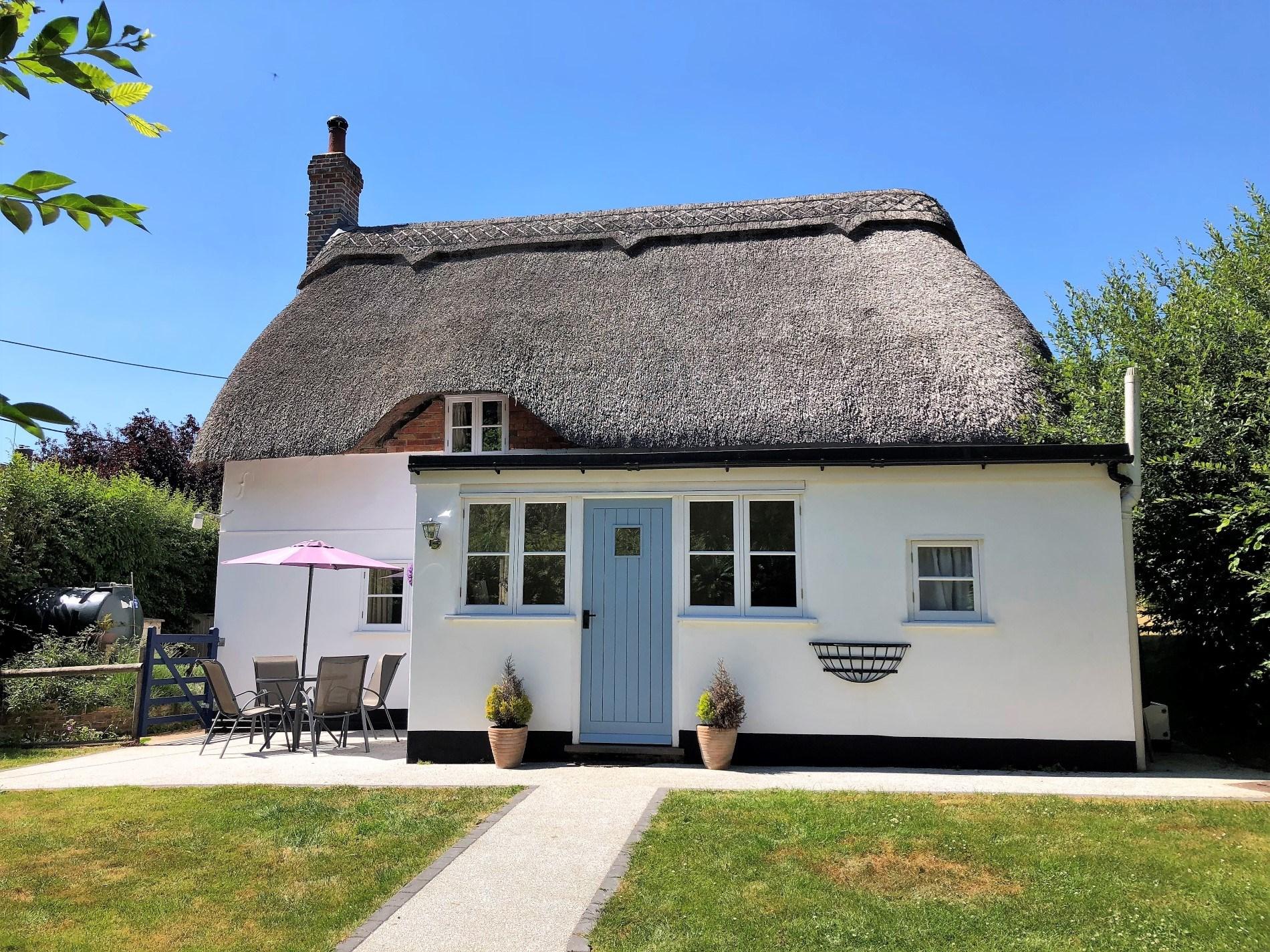 Ferienhaus in Godshill-Hampshire