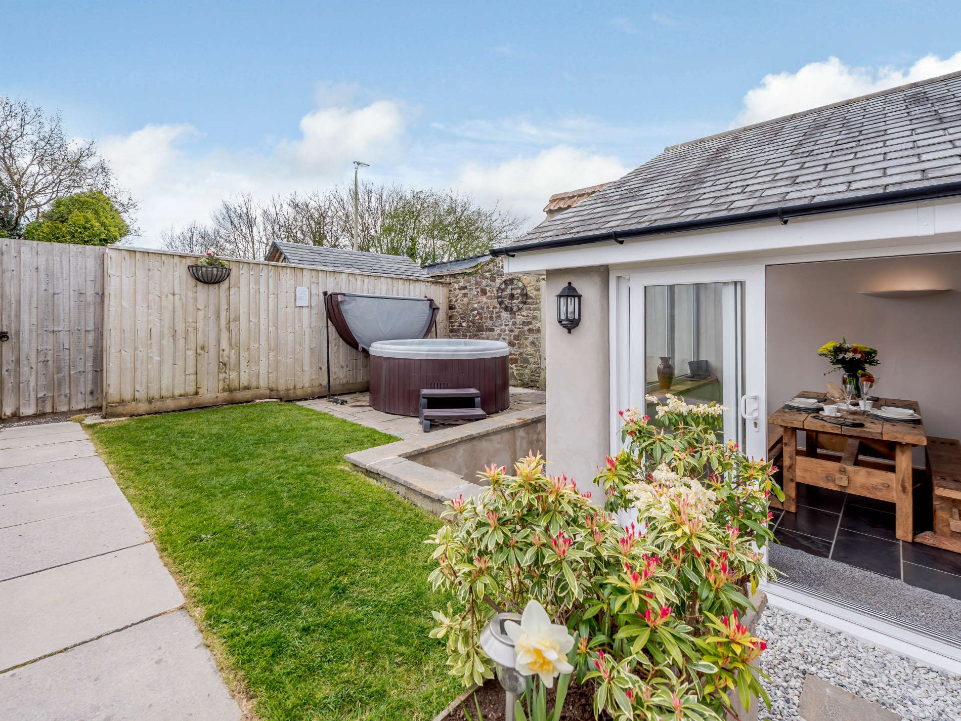 1 Bedroom Cottage in Umberleigh, Devon
