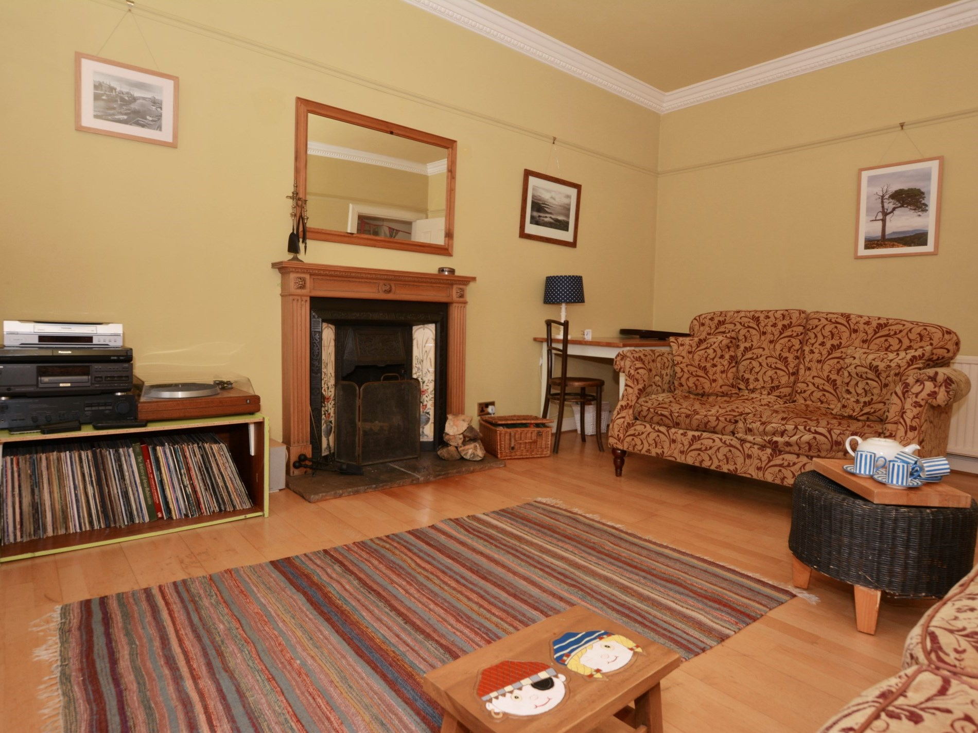 3 Bedroom Cottage in Eyemouth, Scottish Borders
