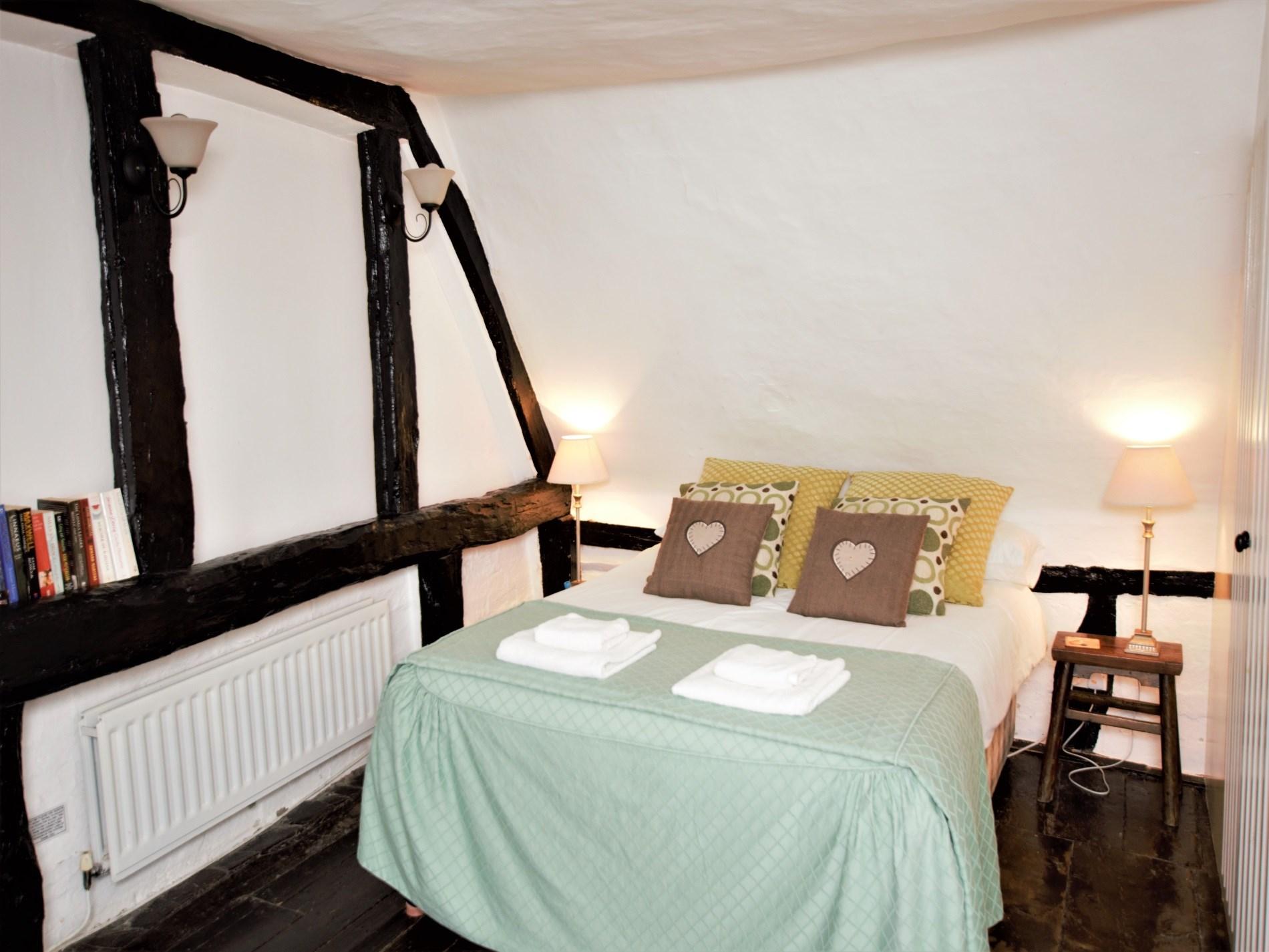 Cosy master bedroom