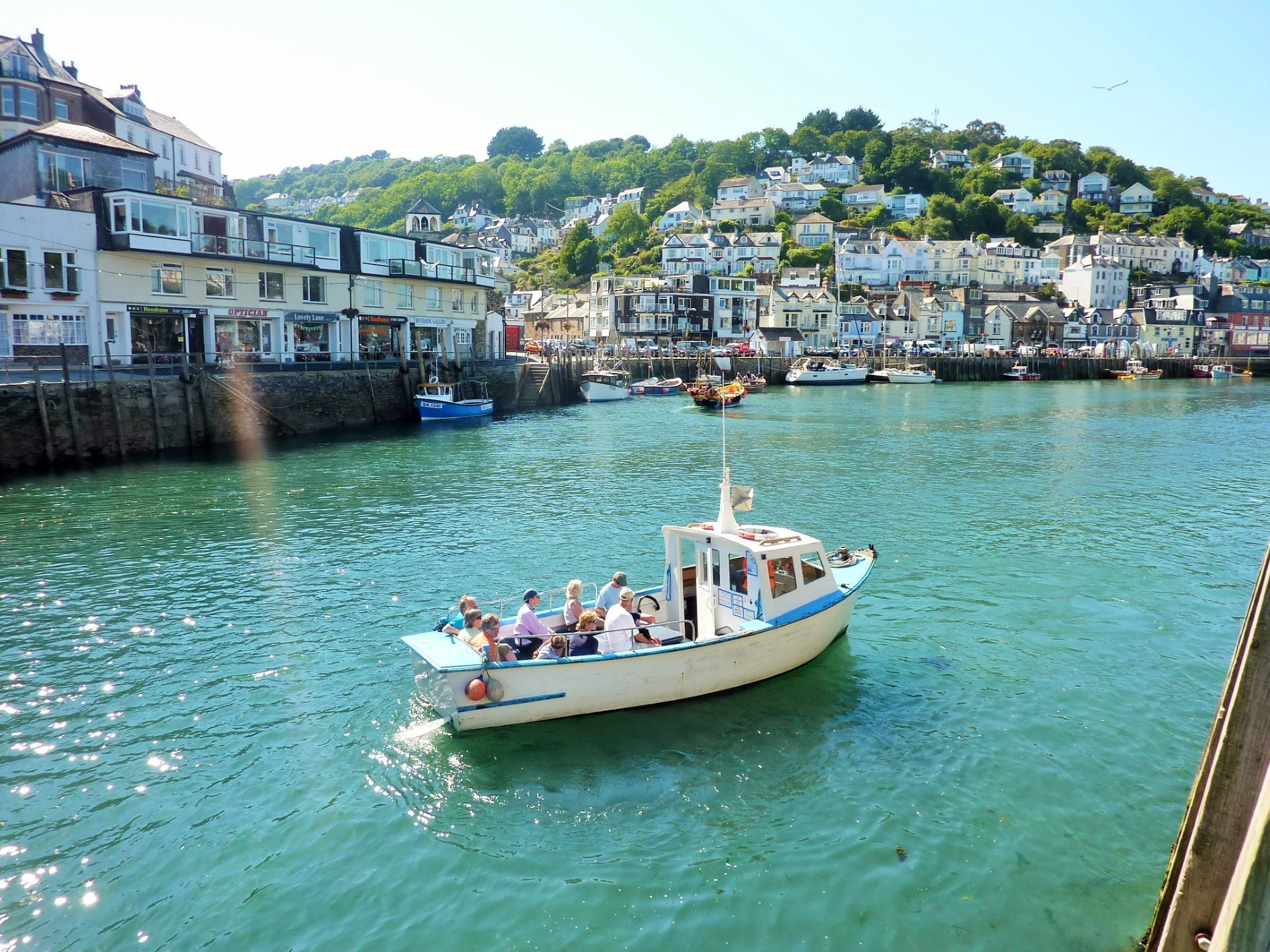 3 Bedroom Cottage in Looe, Cornwall