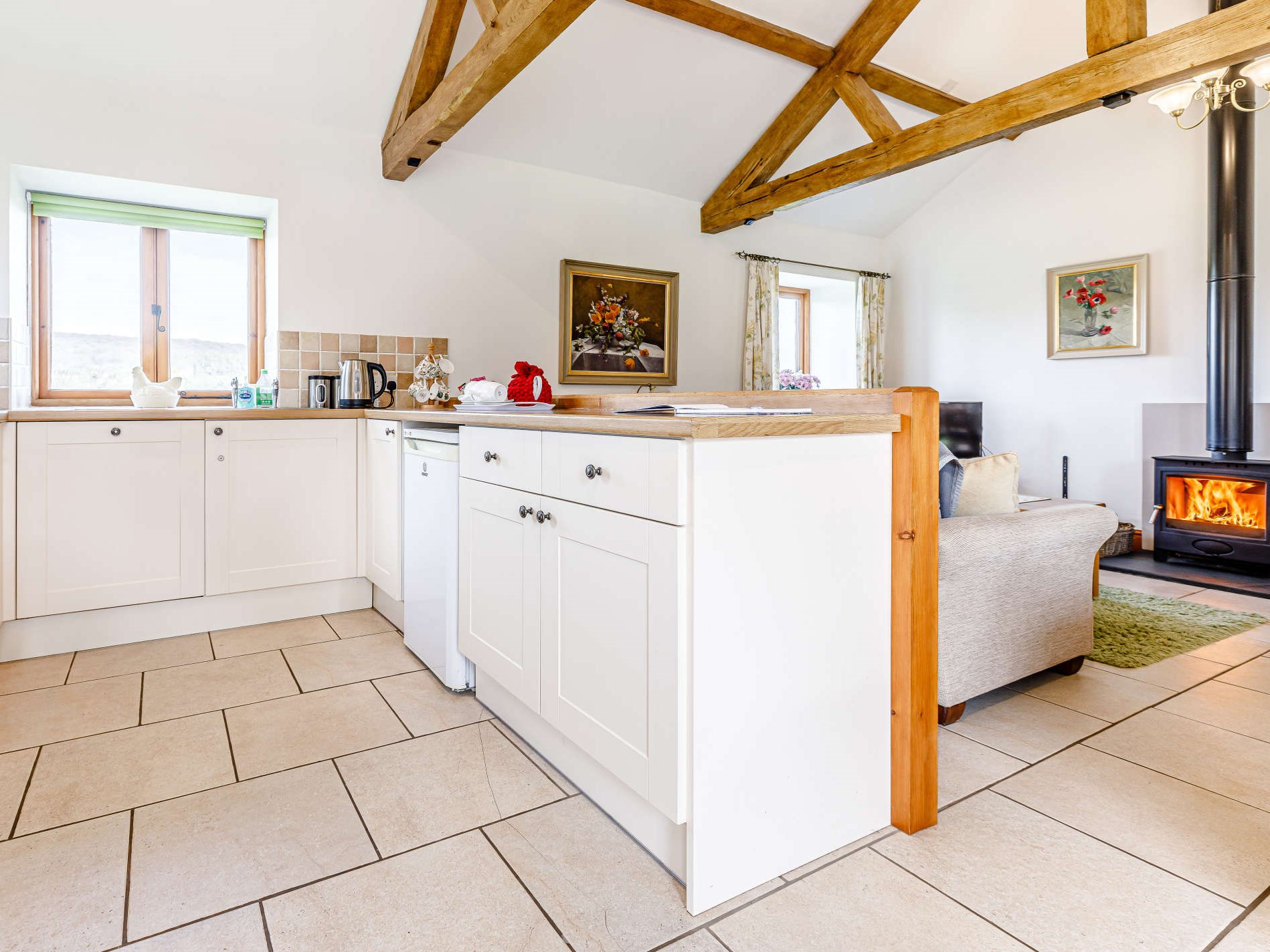 2 Bedroom Cottage in Hereford, Heart of England