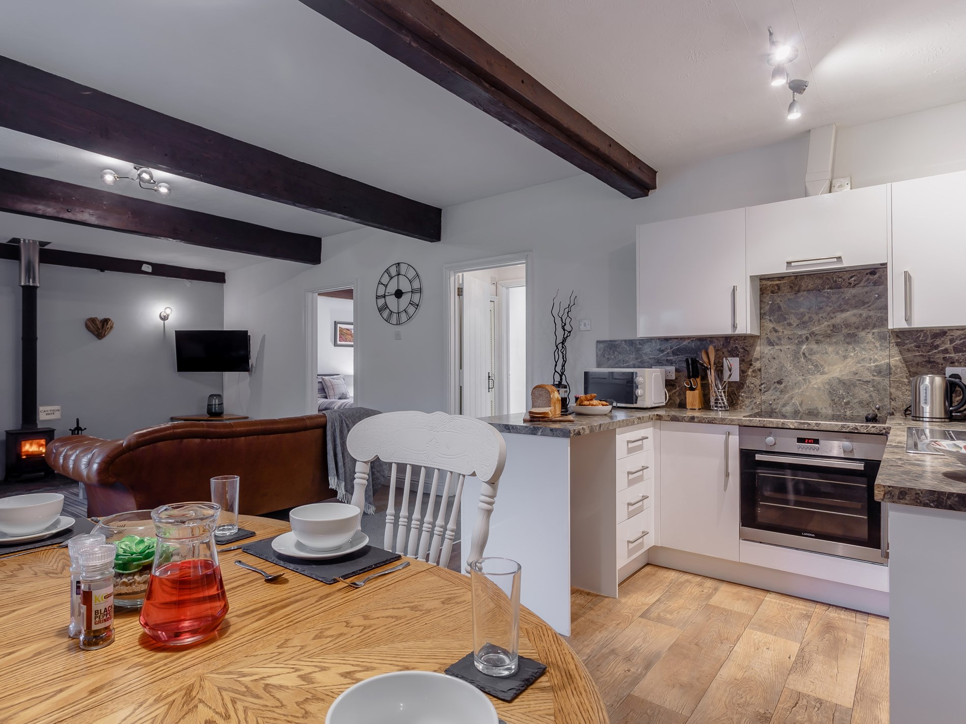 2 Bedroom Cottage in North Cornwall, Cornwall