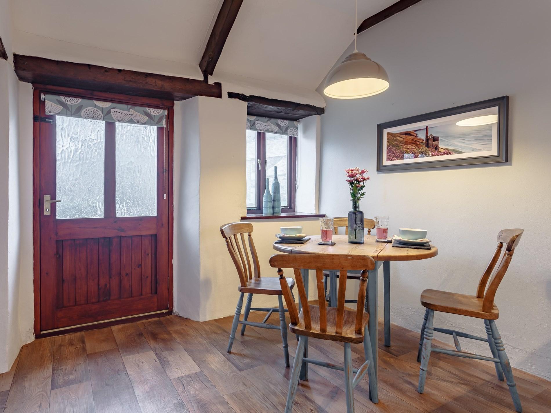 1 Bedroom Cottage in Tintagel, Cornwall