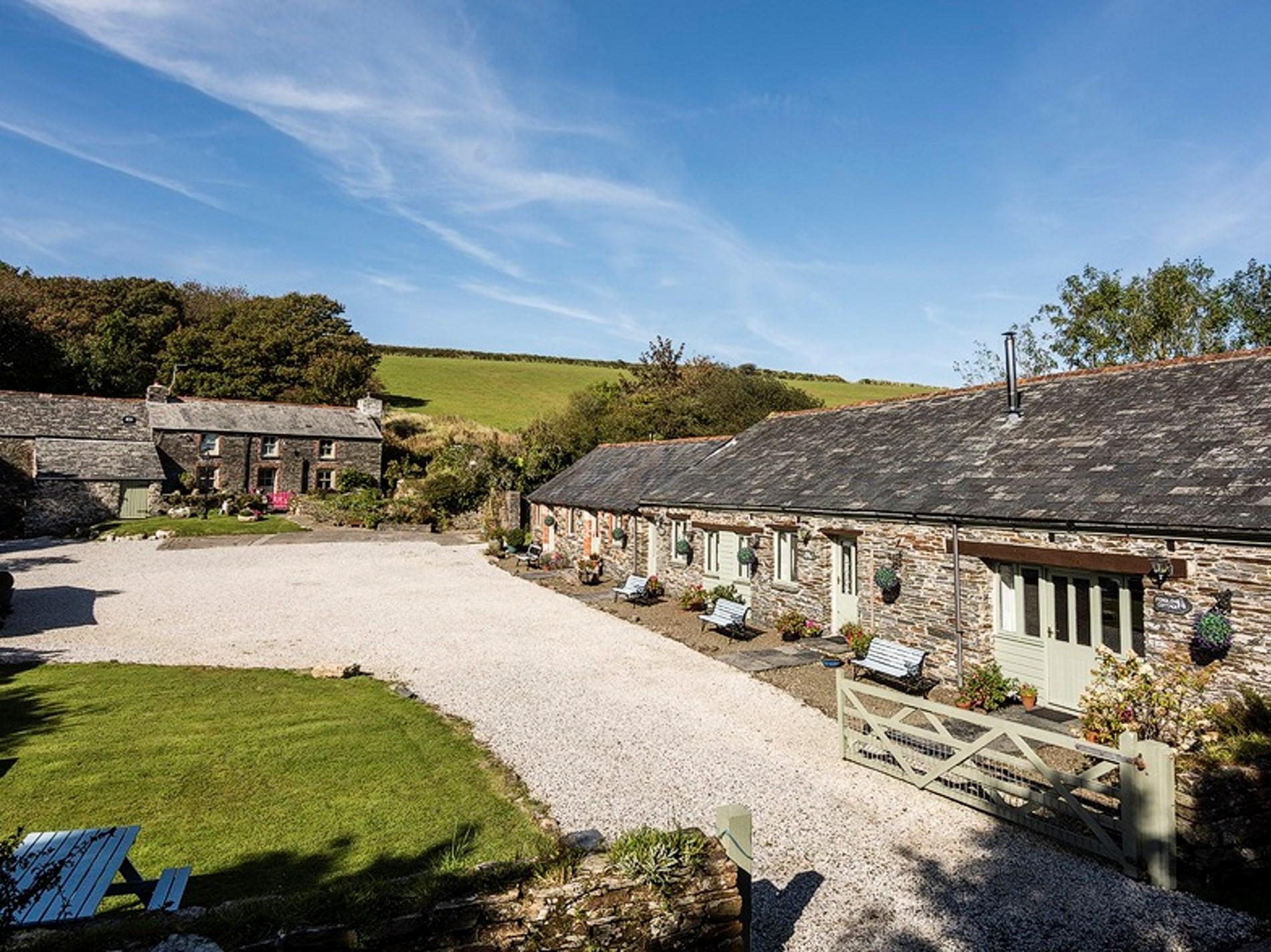 1 Bedroom Barn in North Cornwall, Cornwall