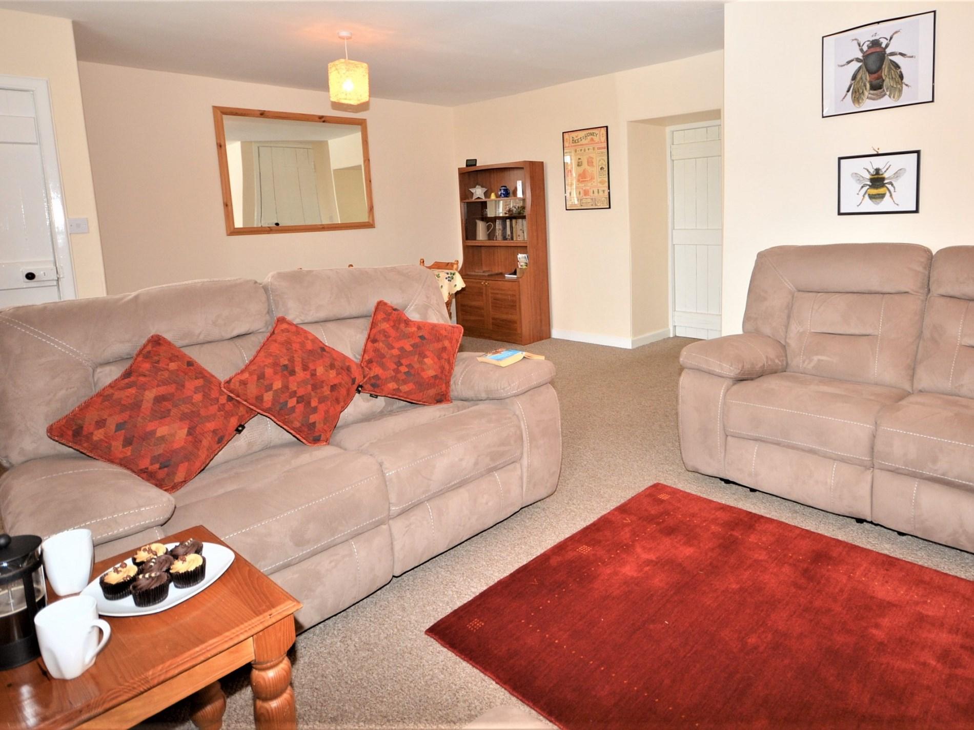2 Bedroom Cottage in Berwick -upon- Tweed, Scottish Borders