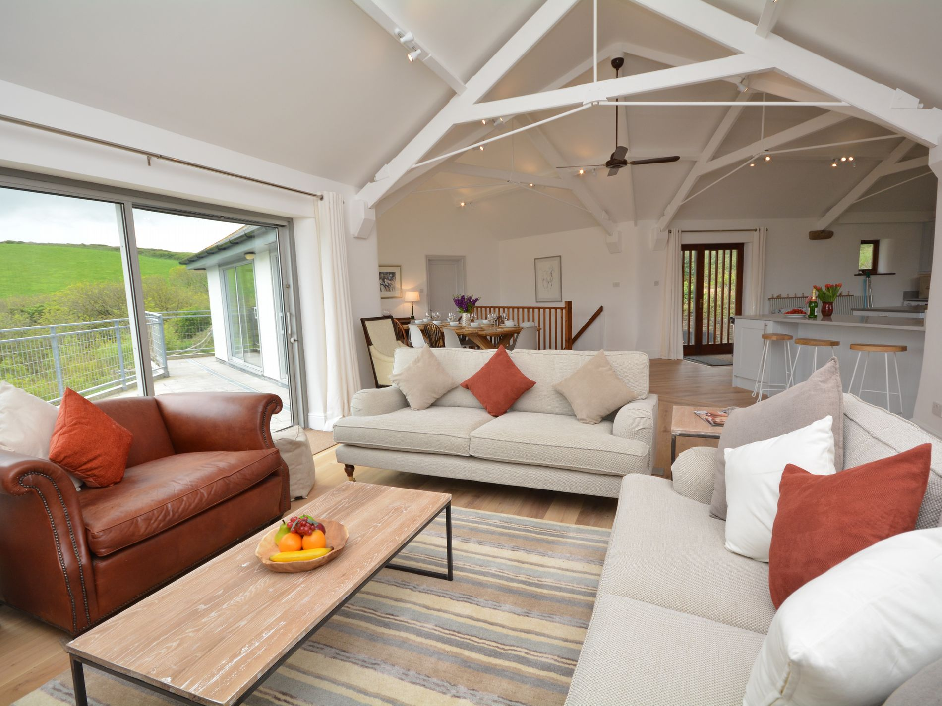 5 Bedroom Cottage in Bude, Cornwall