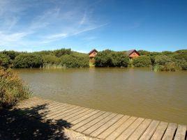 Clovelly Lakes Sky Lark Lodge Seven