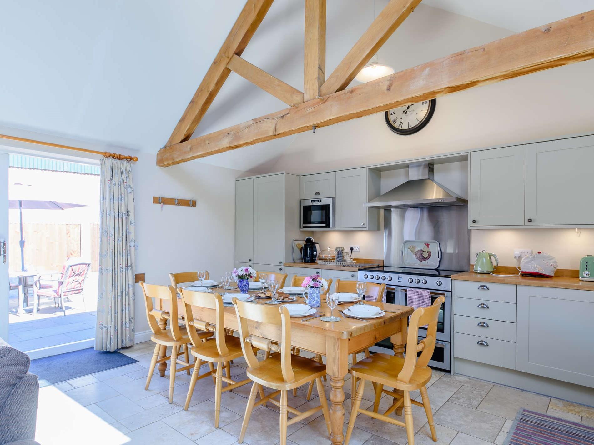 3 Bedroom Barn in North Yorkshire, Yorkshire Dales