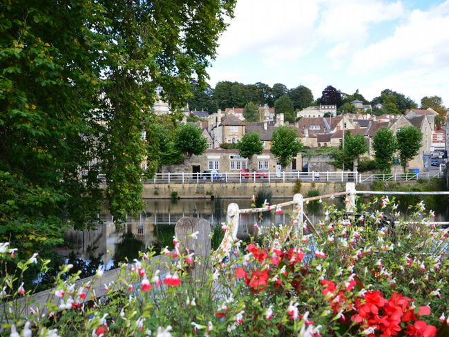 Bradford-on-Avon within walking distance