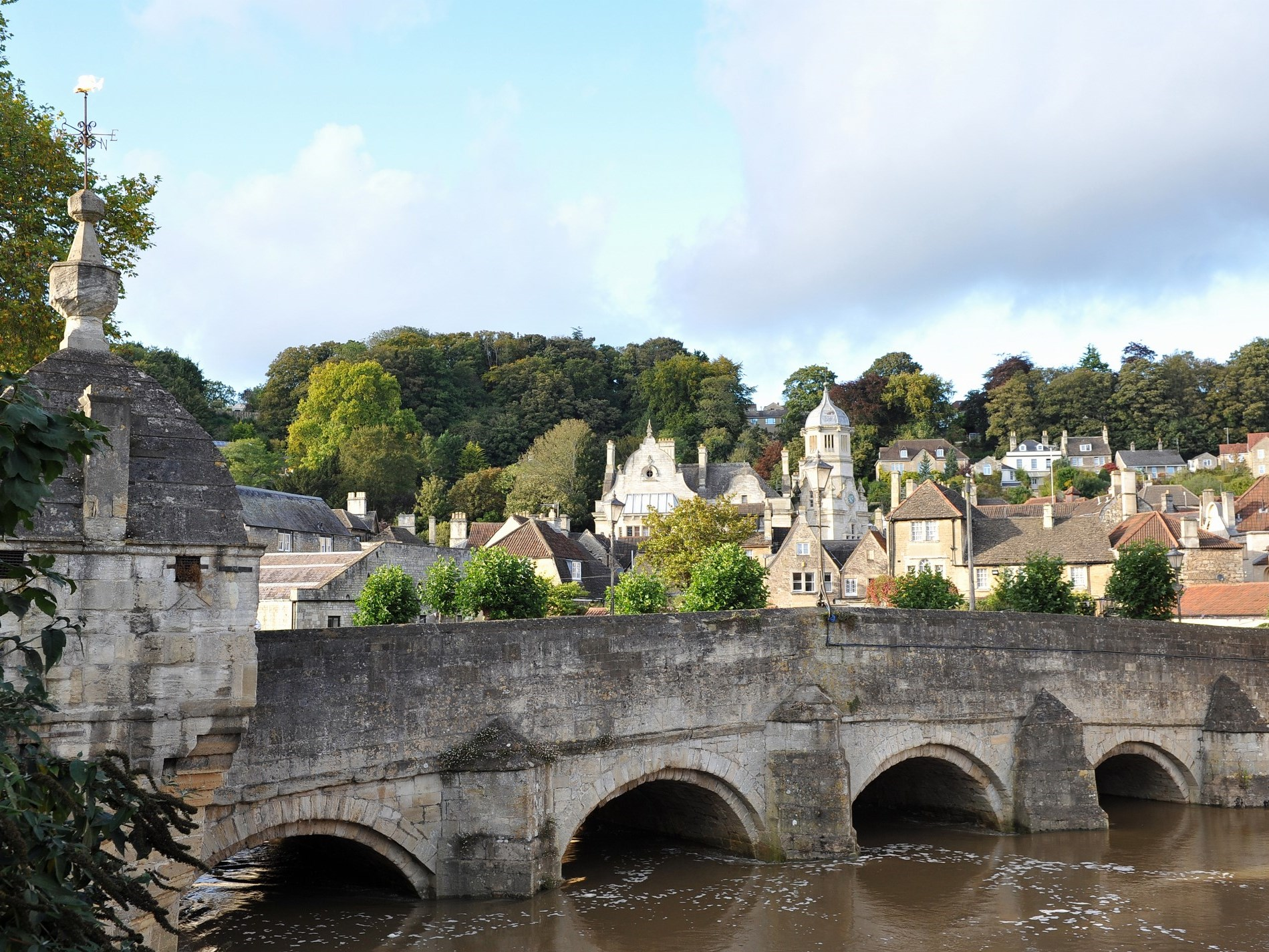 Stunning Bradford-on-Avon within walking distance
