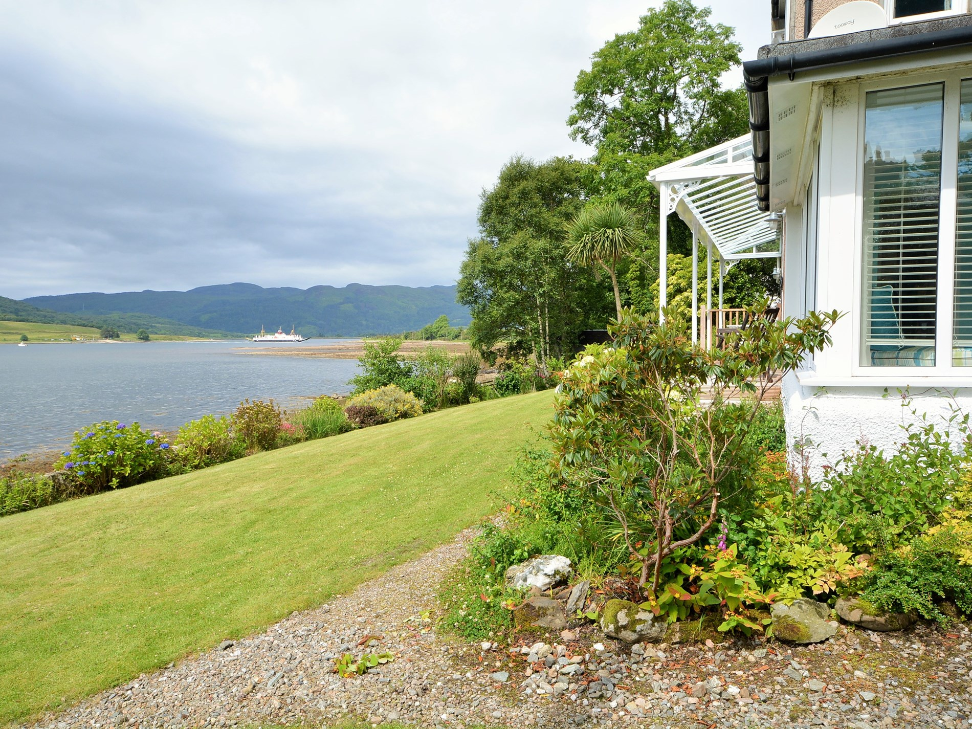 4 Bedroom Cottage in Colintraive, Argyll & The Isles