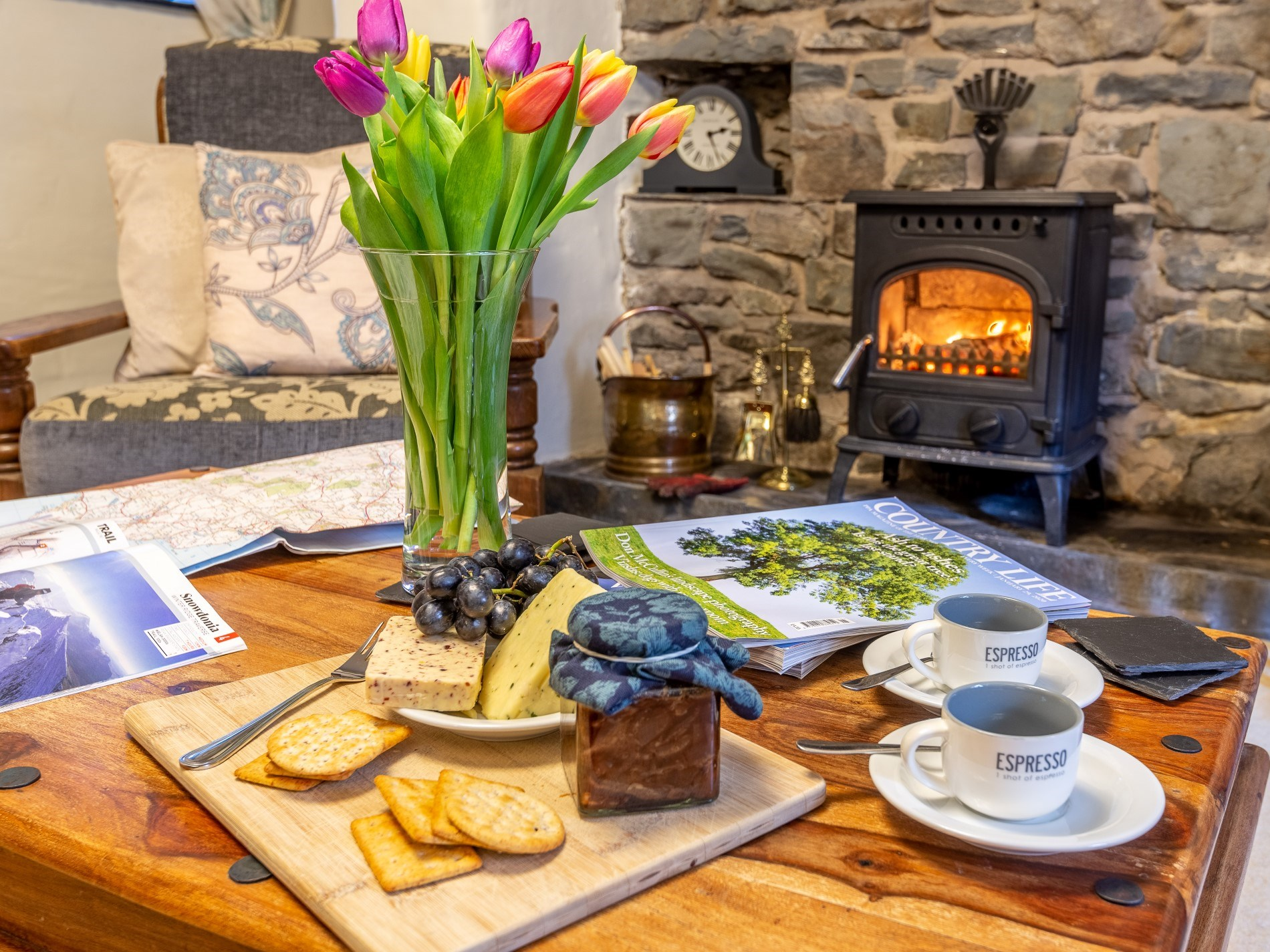 9 Bedroom Cottage in Llanfyllin, Snowdonia, North Wales and Cheshire