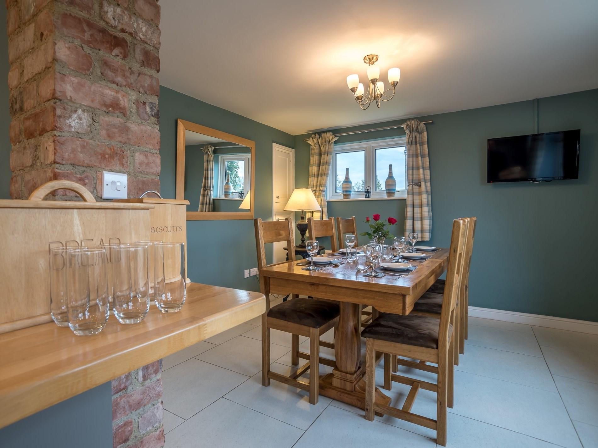 3 Bedroom Bungalow in Gloucestershire, Heart of England