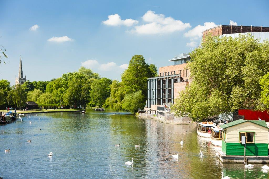 Property is within the heart of Stratford upon Avon
