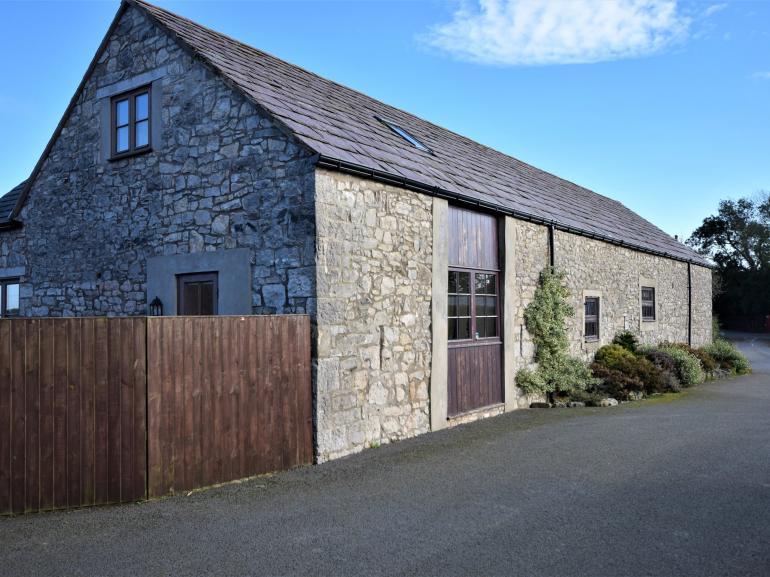 Beautiful stone barn conversion