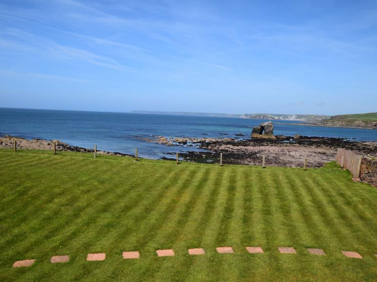 Stunning sea views from your balcony