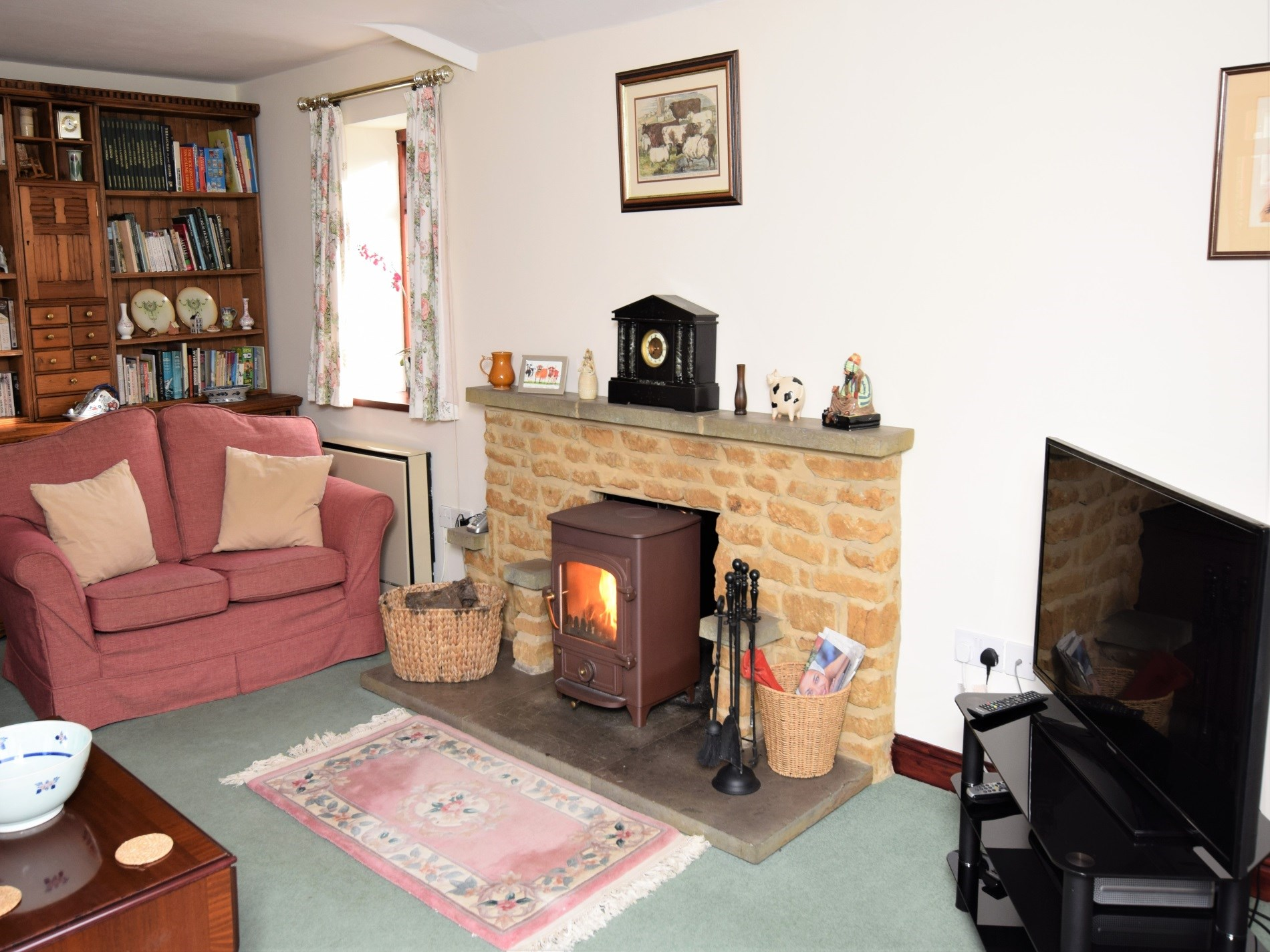 3 Bedroom Cottage in Banbury, Heart of England