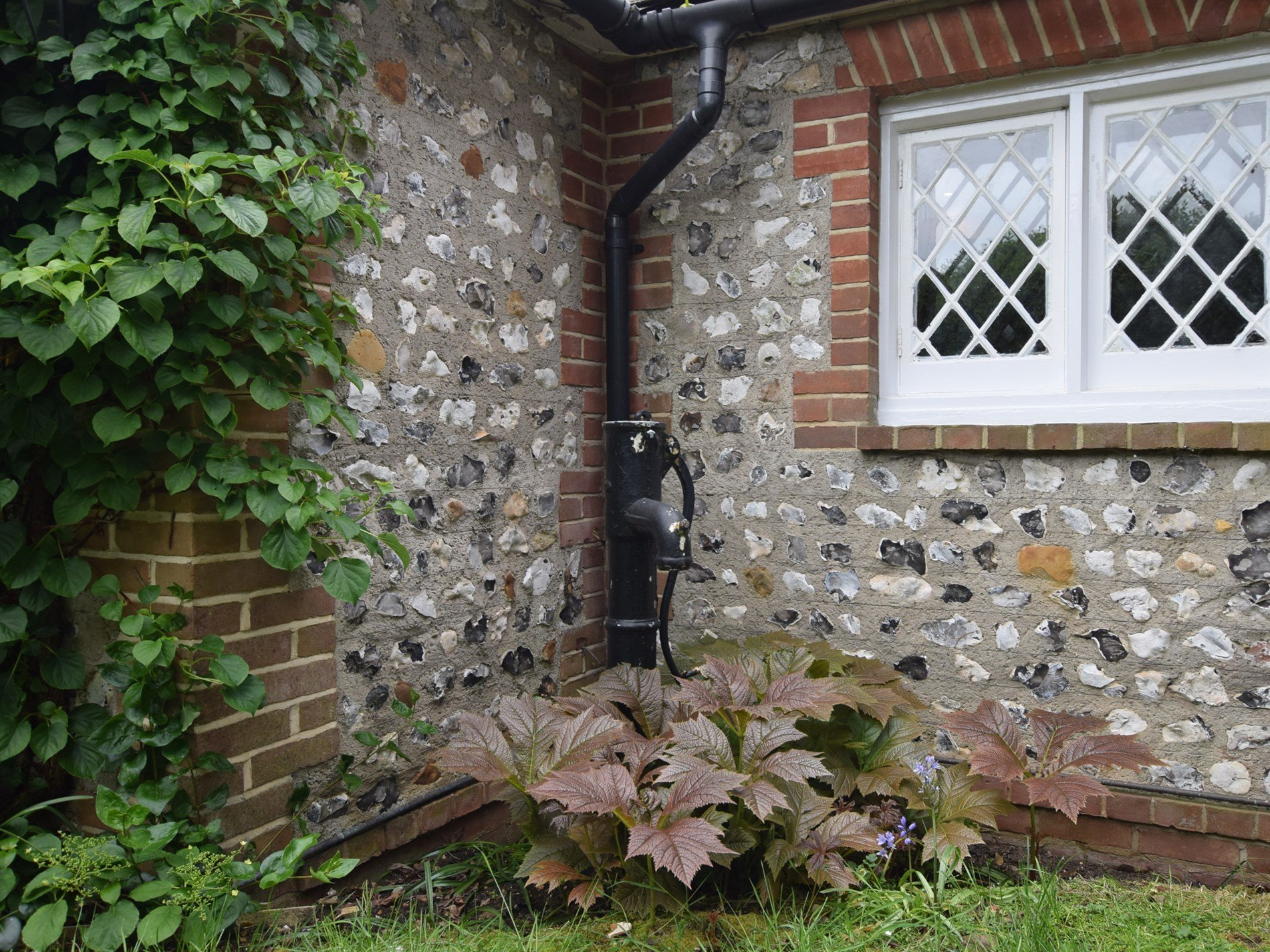 Original features throughout the cottage