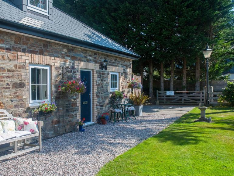 Delightful holiday cottage